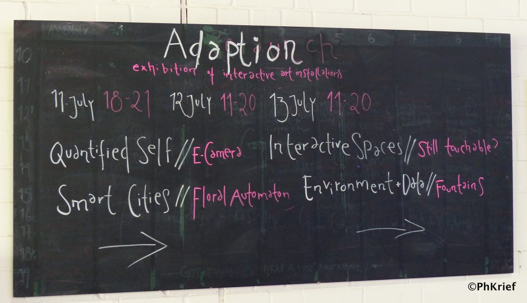 Adaptation: Wow, What a GREAT event!