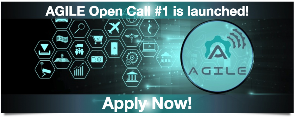 AGILE Open Call – Have you submitted yet?